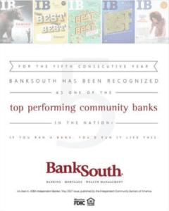 Top Performing Community Banks